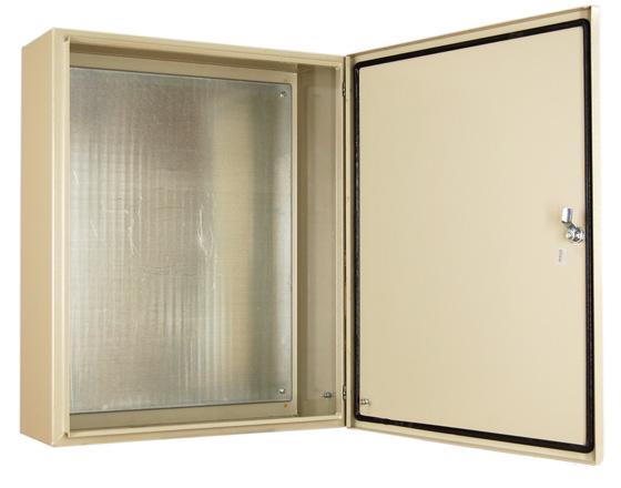 Щит монтажный щмп 400х400х150 ip54 у2 металлический щмп-441-0 iek в челябинске с информацией о цене и возможности