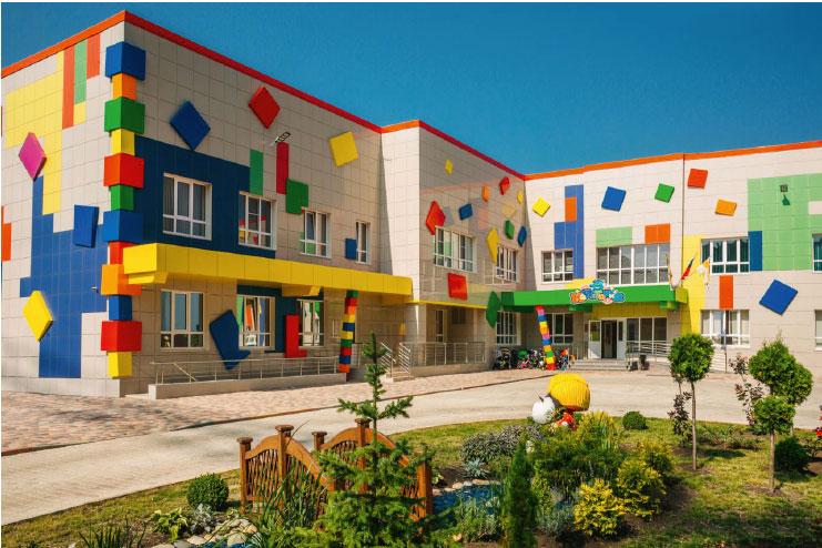 Детский сад на 220 мест, Калужская область, г. Малоярославец, ул. Турецкая
